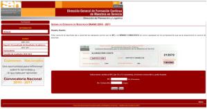 CONSULTA TUS RESULTADOS ENAMS 2010-2011